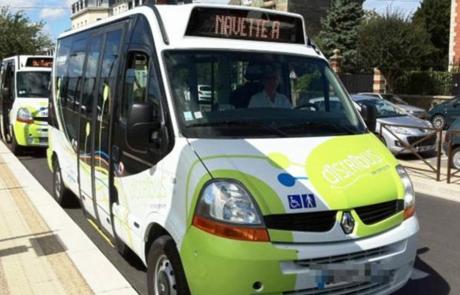 Module 11 - Création et la gestion d'un service de transport à la demande  (T.A.D.)