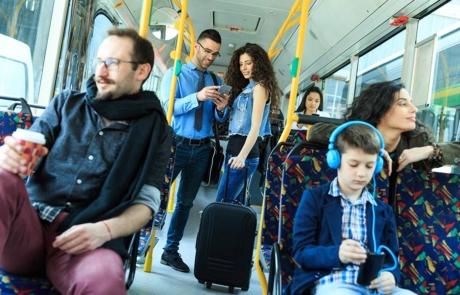 Module 14 - Droits et obligations des usagers de transports urbains et interurbains