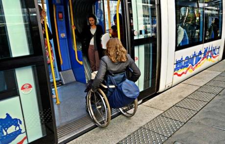Module 15 - Mise en œuvre de l'accessibilité des transports publics aux personnes à mobilité réduite
